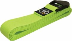 Mad Fitness Yoga riem 2 meter - groen
