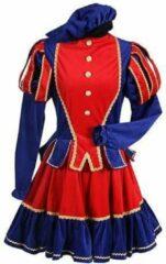 Thetru Piet dame Murcia rood-blauw (XL)
