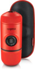 Rode Wacaco Nanopresso Lava Red - portable espresso machine