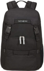 Zwarte Samsonite Rugzak Met Laptopvak - Sonora Laptop Backpack M Black