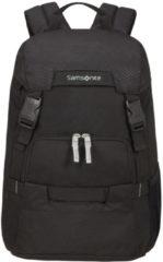 Zwarte Samsonite Rugzak Met Laptopvak - Sonora Laptop Backpack M Black