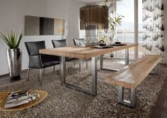 SIT Möbel SIT Esszimmertisch NEW YORK Balkeneiche, geölt 240 x 100cm