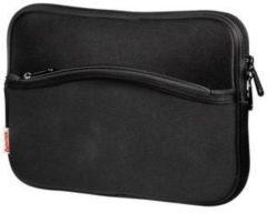 Hama Comfort Netbook Cover 10.2 inch - Zwart/ Wit