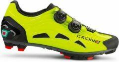 Crono Extrema 2 Mountainbikeschoenen Fluo Geel - Maat 45.5
