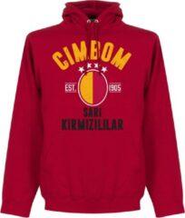 Retake Galatasaray Established Hooded Sweater - Rood - M