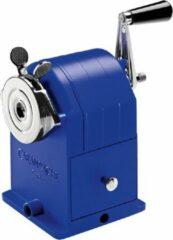 Blauwe Caran d'Ache potloodslijpmachine Limited Edition Klein Blue
