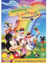 VSN / KOLMIO MEDIA Mickey Mouse Clubhouse - Mickey's Kleuren Avontuur | DVD