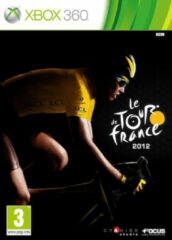 Focus Multimedia Le Tour de France 2012 Xbox 360