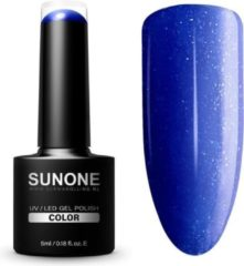SUNONE UV/LED Hybrid Gel Blauwe Nagellak 5ml. - N04 Natasza