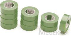 Groene Velleman Nitto Isolatietape Groen 19Mm X 10M