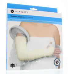 Vitility VIT-70110770 Douchehoes - Arm Heel