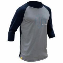 Dirtlej - Mountee - Fietsshirt maat S, grijs/beige