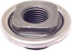 Zilveren Conus met stofkap Sturmey Archer HSA 101