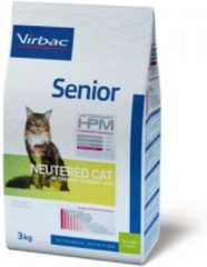 HPM Veterinary Virbac HPM - Senior Neutered Cat - 7kg