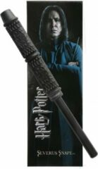 Zwarte Noble Collection Toverstaf Harry Potter: Snape Wand And Bookmark