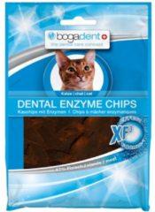 Bogacare Bogadent Dental Enzyme Chips Kat - Gebitsverzorging Kat - 50 g