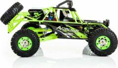 Groene WlToys Buggy RTR 4WD - 2.4GHz - 50 km/h - 1:12 - Waterproof