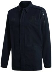 DFB Trainingsjacke mit Klappkragen 2018 CD4304 adidas performance black