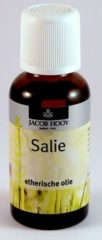 Jacob Hooy Salie - 30 ml - Etherische Olie