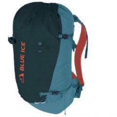 Blue Ice - Kume 38 Pack - Toerskirugzak maat 38 l, zwart/blauw/turkoois