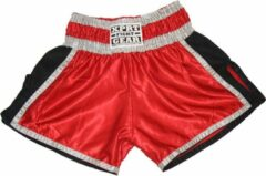 XPRT Fight Gear XPRT Kickboks broekje rood XS