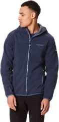 Blauwe Regatta Arec II Softshell Jas Heren, navy/seal grey Maat S