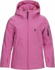 PEAK PERFORMANCE KIDS ANIMA SKI JACKET Vibrant pink