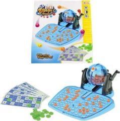 Toitoys Toi-toys Bingoset Karton Blauw/oranje 7-delig