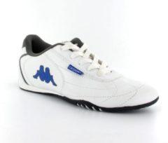 Blauwe Kappa Tyllin - Sneakers - Dames - Maat 36 - Wit/Grijs/Blauw