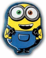Minions -Kussen- Blauw Geel - Minionsvorm