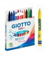 Pastelli a cera Giotto 12 pezzi Fila