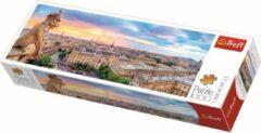 Trefl Puzzel 1000 Stuks - Panorama - Zicht vanuit de Kathedraal Notre-Dame de Paris