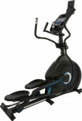 Zwarte Xterra Fitness FSX3500 Crosstrainer Elliptical - Nieuwste model - Uitstekende garantie - 31 programma's, ingebouwde speakers, hartslagmeting, koelventilator, usb-port, BlueTooth, 17 cm display