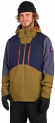 Quiksilver Mission Plus Wintersportjas Heren - Maat XL