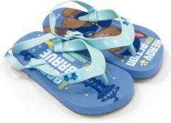 Nickelodeon Paw Patrol teenslippers - blauw - maat 22