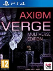 Anima Project Axiom Verge (Multiverse Edition) PS4