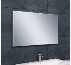 Saqu Simple Spiegel met aluminium lijst 100x60x2,1 cm