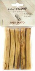 Bruine Jiri & Friends Jiri and Friends Palo Santo stokjes / Heilig Hout (Fair Trade natuurlijk)