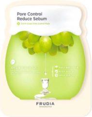 Frudia groen Grape Pore Control Mask (Set van 10 stuks)