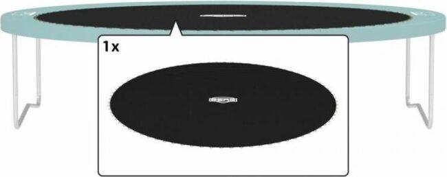 Afbeelding van Zwarte BERG Springmat / springdoek voor Favorit 380 cm