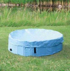 Trixie afdekhoes voor hondenzwembad lichtblauw 120 CM