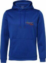 FitProWear Hoodie Blauw Maat M- Trui - Sweater - Sportkleding - Polyester - Casual