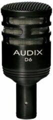 Audix D6 bassdrum microfoon