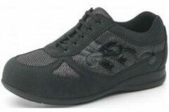 Zwarte Lage Sneakers Calzamedi SCHOENEN ORTOPÉDICAS SPORT W