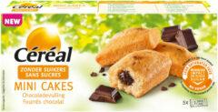 Cereal Mini Cakes Chocoladevulling 150 gr