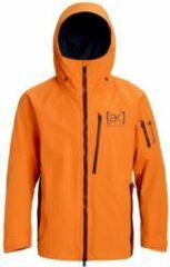 Oranje Burton AK 2L Gore-tex Cyclic snowboardjas russet orange