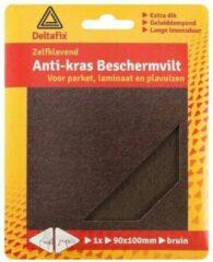 Deltafix Antikrasvilt bruin