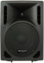 Zwarte JB Systems PS-10 - Professionele versterker - 160Wrms, met speakerstand