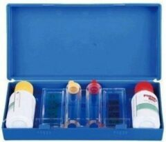 PoolPlaza Zwembad test vloeistof - PH waarde en Chloor - 2 in 1 - Zwemwater - Zwembadonderhoud - Watertester - Waterkwaliteit - Testvloeistof