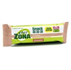 Enervit Enerzona Snack 403030 1 barretta da 25 grammi mela verde